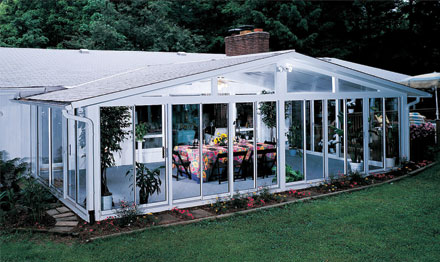 These Additional Sunroom Features And Architectural Elements Allow For A  Beautiful Room That Blends Nicely With ...