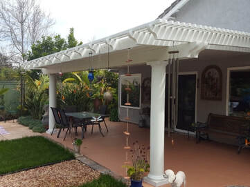 Aluminum And Alumawood Patio Cover Specialists San Diego Patio